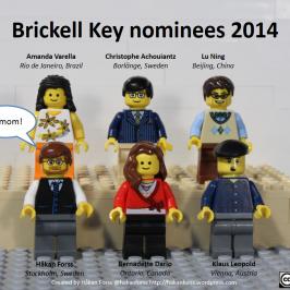 The 2014 Brickell Key Award